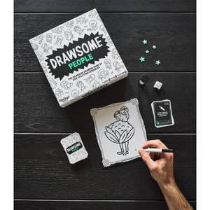 Drawsome People Drawing Game