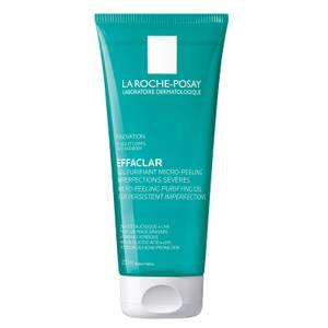 La Roche-Posay Effaclar Micro-Peeling Purifying Gel Wash (Various Sizes)