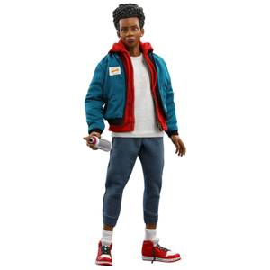 Hot Toys Spider-Man: Into the Spider-Verse Movie Masterpiece Action Figure 1/6 Miles Morales 29 cm