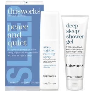 this works Peace & Quiet Set (Worth £29.20)