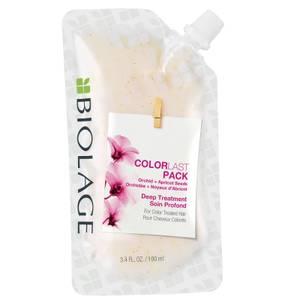Biolage Colorlast Deep Treatment Pack 100ml
