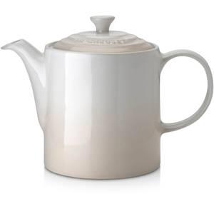 Le Creuset Stoneware Grand Teapot - Meringue