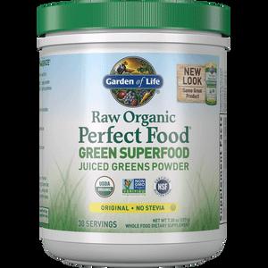 RAW Organic Добавка из суперзелени - Натуральный вкус - 207 г