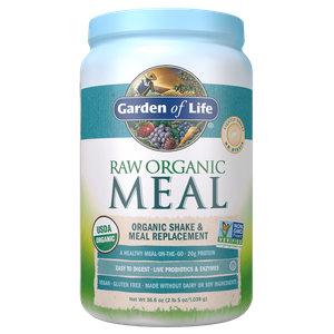 Raw Organic All-In-One Shake 純天然有機多合一奶昔-微甜 - 1038 公克