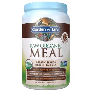 Универсальный протеиновый коктейль Raw Organic All-In-One — Шоколад — 1017г