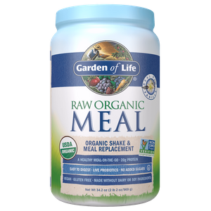 Универсальный протеиновый коктейль Raw Organic All-In-One — Ваниль — 969 г