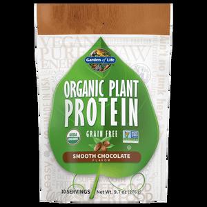 Organic Plant Protein - Chocolate - 276g