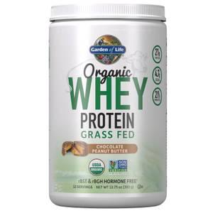 Biologische Whey uit Gras - Pindakaas Chocolade - 392,5 g