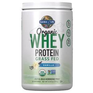 Whey Protéine Biologique - Vanille - 379g
