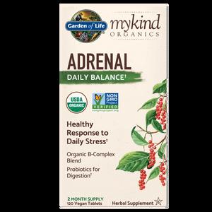 mykind Organics Комплекс АнтиСтресс - 120 таблеток