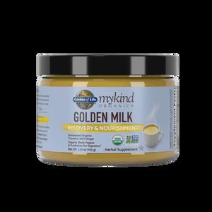 mykind Organics Натуральная добавка Golden Milk: восстановление и питание 105 г