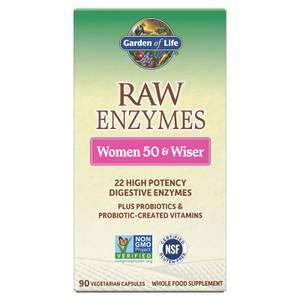 Комплекс ферментов пробиотиков для женщин 50+ — 90 капсул