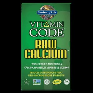 Vitamin Code Raw Calcium - 120 cápsulas