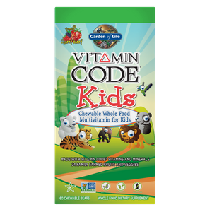 Vitamin Code Multivitamines Enfants - Cerises et Baies - 60 Comprimés à croquer