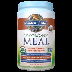 Batido todo en uno ecologico Raw Organic - Vainilla y chai especiado - 907g
