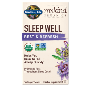 mykind Organics Комплекс для улучшения качества сна - 30 таблеток