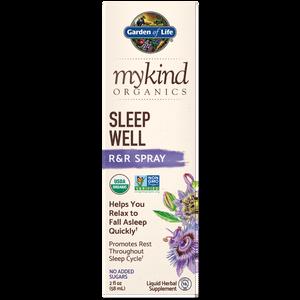 mykind Organics Спрей для улучшения качества сна - 58 мл