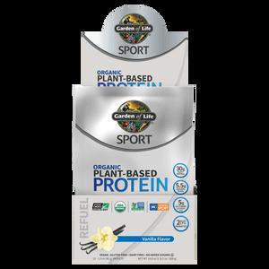Proteína vegetal ecologica Sport - Vainilla - 12 sobres