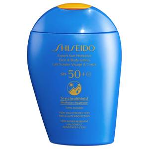 Shiseido Expert Sun Protector Face and Body Lotion SPF50+