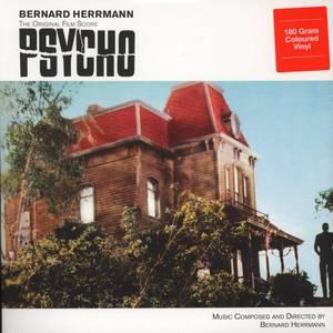 Psycho - Original Soundtrack (Red Vinyl)