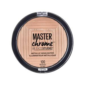Maybelline Master Chrome Metallic Highlighter Powder 6.7g (Various Shades)