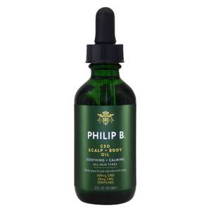 Philip B CBD Scalp and Body Oil 60ml