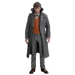 Figura de acción Newt Scamander 1:6 Hot Toys Animales fantásticos: los crímenes de Grindelwald