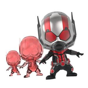 Figurine Cosbaby Ant-Man - Ant-Man et la Guêpe - Taille S - Hot Toys