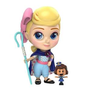 Lot de 2 figurines Cosbaby Bo Peep and Giggle Toy Story 4 - Taille S - Hot Toys