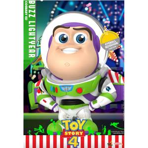 Hot Toys Toy Story 4 Cosbaby Buzz Lightyear - Size S