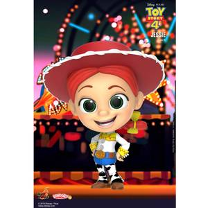 Figurine Cosbaby Jessie Toy Story 4 - Taille S - Hot Toys