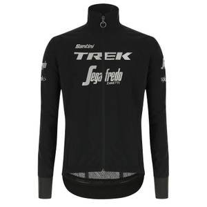 Santini Trek Segafredo Pro Team Mercurio Guard Rain Jacket