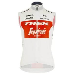 Santini Trek-Segafredo Fine Light Skin Vest