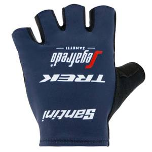 Santini Trek-Segafredo Fan Light Gloves