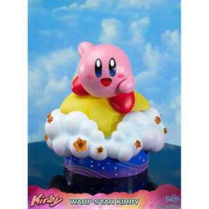 First 4 Figures Kirby Resin Statue - Wrap Star Kirby