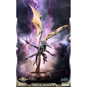 First 4 Figures Metroid Statuette en Résine prénium - Meta Ridley