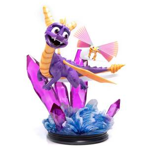 First 4 Figures Spyro The Dragon Resin Statue