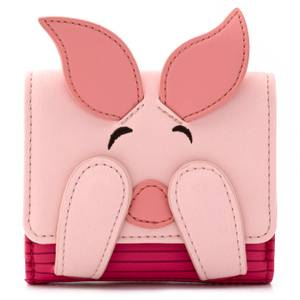 Loungefly Disney Piglet Flap Wallet
