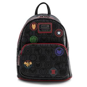Loungefly Marvel Icons Aop Mini Backpack