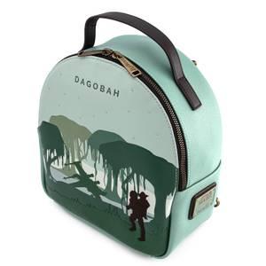 Loungefly Star Wars Dagobah Backpack Set
