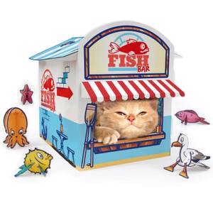 Cat Playhouse - Kiosk