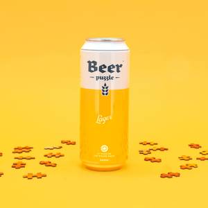 Beer Puzzle - Lager