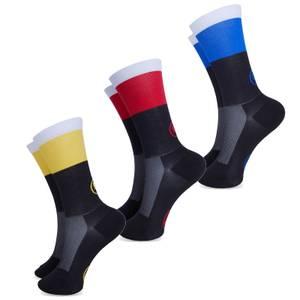 Sako7 Mondrian Vs Art Deco Socks
