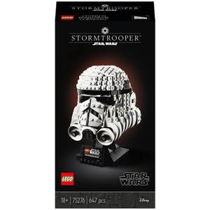 LEGO Star Wars: Stormtrooper Helmet Display Set (75276)