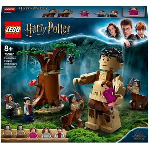 LEGO® Harry Potter™: La foresta proibita: l'incontro con la Umbridge (75967)