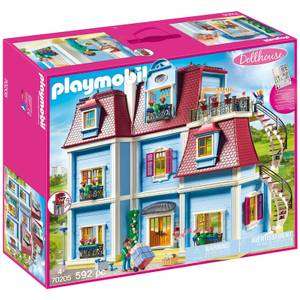 Playmobil Dollhouse Large Dollhouse (70205)