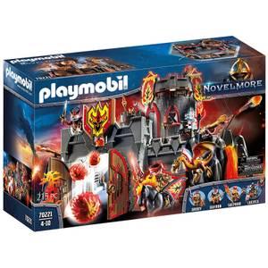 Playmobil Knights Burnham Raiders Fortress (70221)