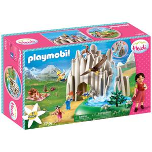 Playmobil Crystal Lake (70254)