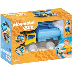Playmobil Sand Water Tank Truck with Removable Tank (9144)