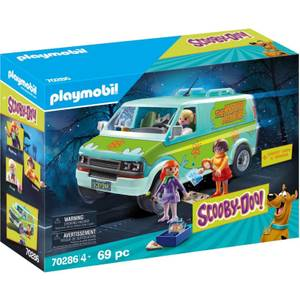 Playmobil Scooby-Doo! Mystery Machine (70286)